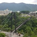 写真: 鬼怒楯岩大吊橋3