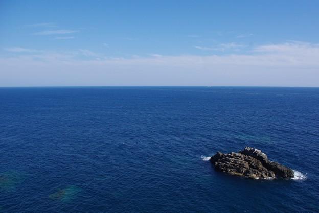 Photos: ひさびさの水平線
