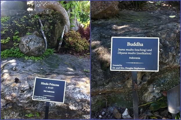 参考写真「ヒンドゥープリンセスvs仏陀」