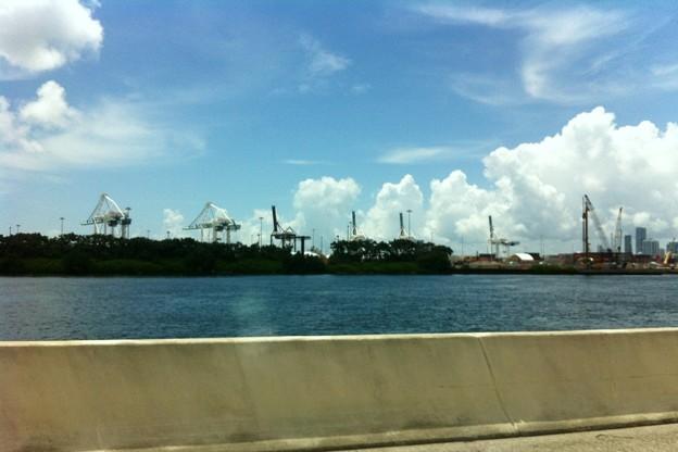 Port of Miami 8-28-17