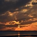 写真: The Sunset I 9-23-17