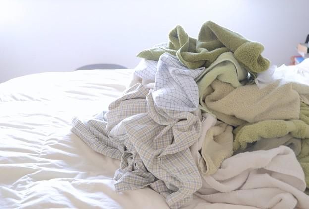 (モノコンスピンオフ)Just Out of the Clothes Dryer 11-19-17