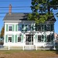 写真: Harriet Beecher Stowe House I 10-18-17