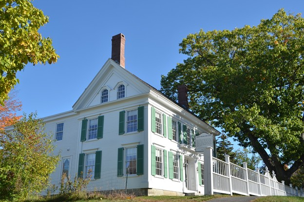 Harriet Beecher Stowe House II 10-18-17