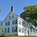 写真: Harriet Beecher Stowe House II 10-18-17