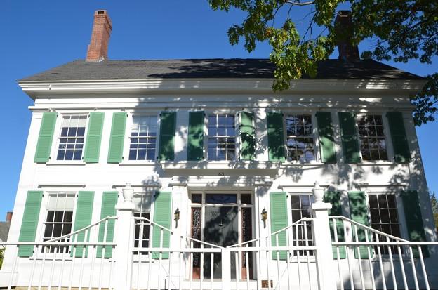 Harriet Beecher Stowe House III 10-18-17