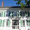 写真: Harriet Beecher Stowe House III 10-18-17
