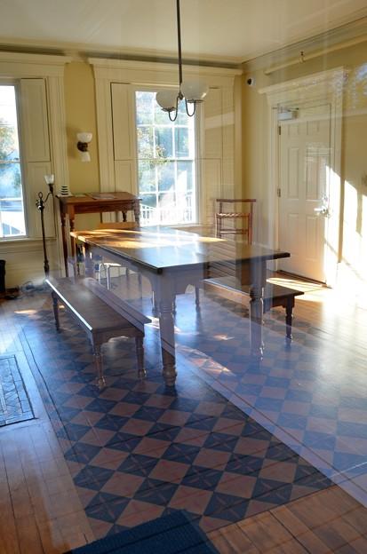 Photos: Harriet Beecher Stowe House V 10-18-17