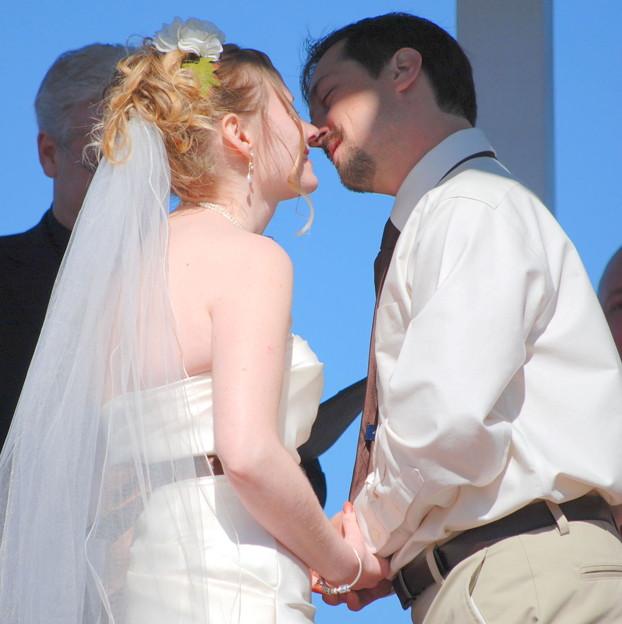 Photos: You May Kiss the Bride