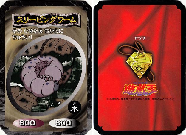 遊戯王トップカード「スリーピングワーム」