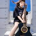 写真: guitar girl