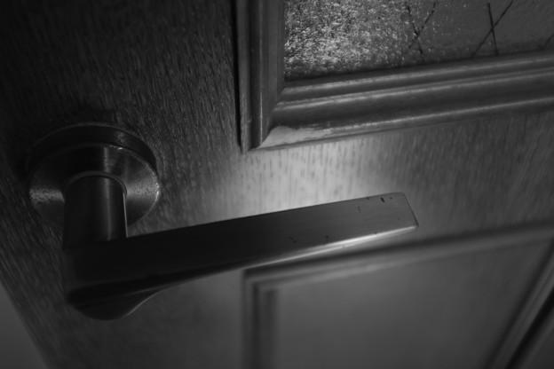 Photos: ドアを開けたら…