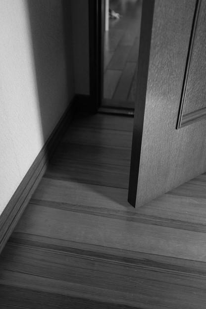 Photos: 入ってみる…
