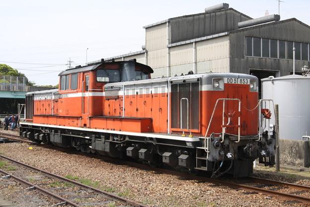 衣浦臨海鉄道 DD51 KE65 撮影会