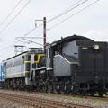 Photos: C56北陸線試運転