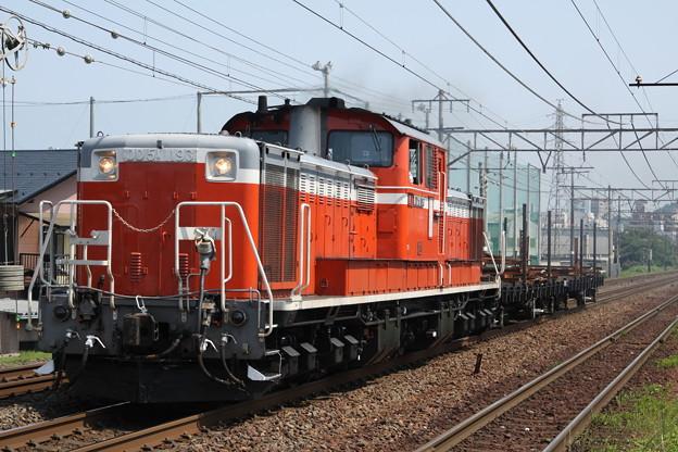 DD51 チキ工臨