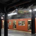 Photos: 103系LA04編成(天王寺駅ホームミスト)