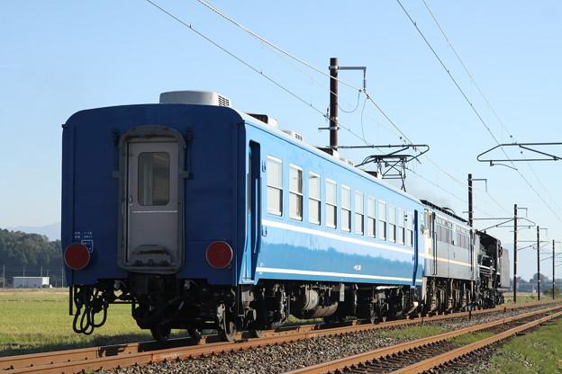 D51-200北陸線試運転