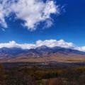 平沢峠から見る八ヶ岳