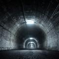 写真: 旧吹上隧道