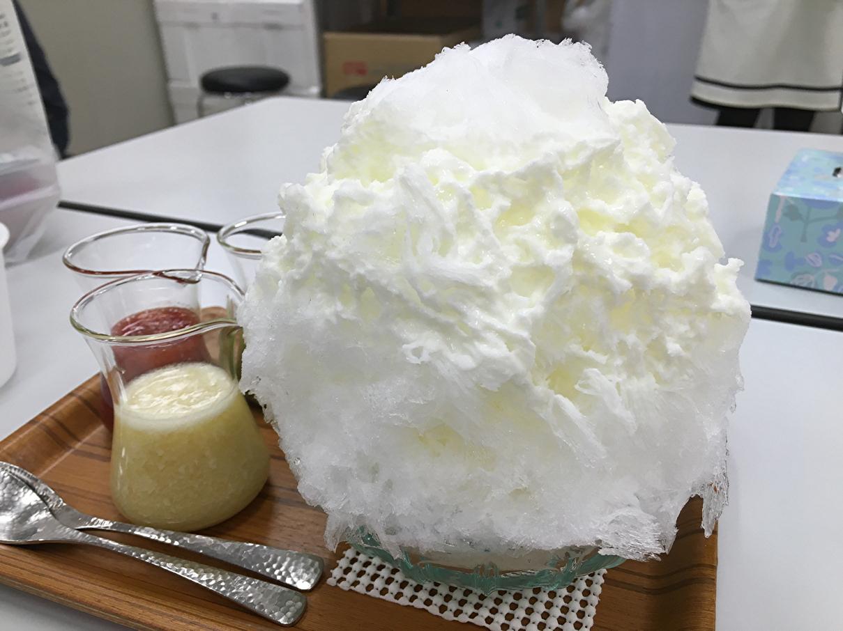 埜庵の氷1