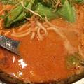 海老砂鍋麺スープ