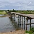 Photos: 2014_0706_104050_八幡の流れ橋
