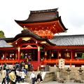 Photos: 2017_0409_154755 石清水八幡宮本殿