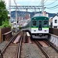 Photos: 2017_0813_134141_01 近鉄京都線をオーバークロス