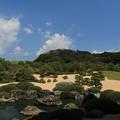 写真: 足立美術館庭園