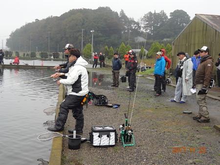 2017-2018 座間養魚場・Zカップ第一戦