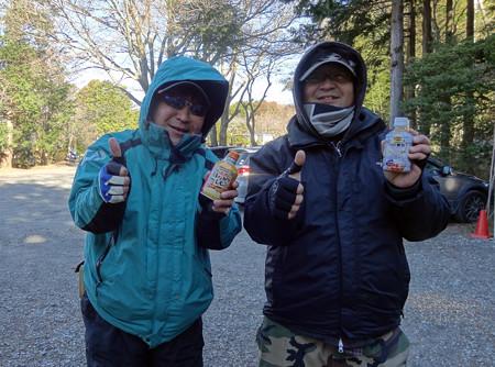 トラキントライアル東山湖戦の練習に便乗お気楽フィッシング^^