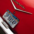写真: Red Chevrolet