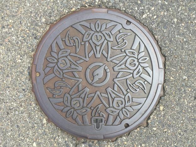マンホール 新潟県新潟市旧味方村2