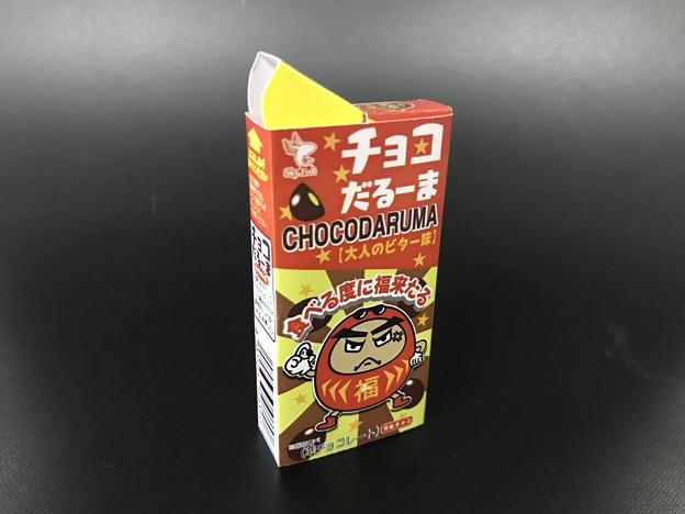チョコのお菓子パッケージ