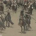 写真: 大モンゴル帝国建国800周年記念祭 騎馬ショー6