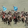 写真: 大モンゴル帝国建国800周年記念祭 騎馬ショー15