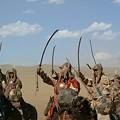 写真: 大モンゴル帝国建国800周年記念祭 騎馬ショー7