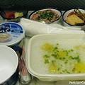 Photos: JAL 機内食(お粥)