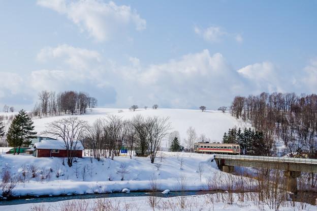 Photos: 冬 in 美瑛