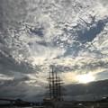 Photos: 海王丸パークの夕景
