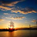 写真: 今日の1枚>海王丸パークの朝 DSC_2049