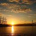 Photos: 今日の1枚>海王丸パークの夜明け IMG_5993