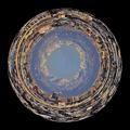 写真: 呉羽山展望台から望む立山連峰 IMG_6479