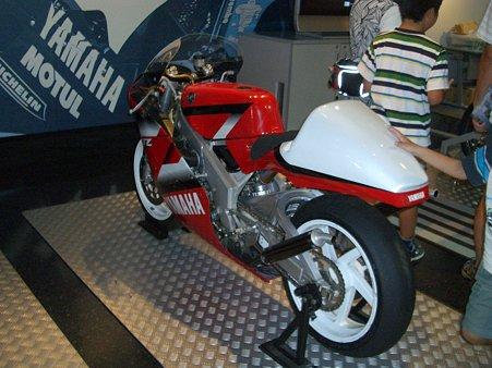 ヤマハモーターサイクルレーシングヒストリー09 155