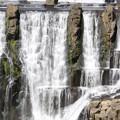 沈堕の滝(雄滝2)