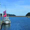 写真: 或る漁港