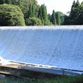 写真: 白水ダム