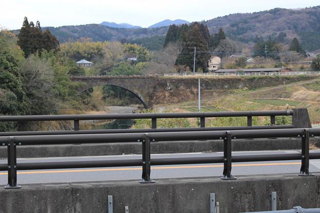 安政橋遠景