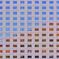 写真: 窓は大きなキャンバス11×11